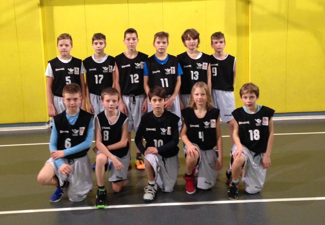 košarka - mlajši dečki